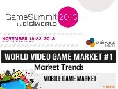 DigiWorld Game Summit - World Video Game Market #1