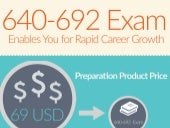 Get 640-692 exam practice tests for quick preparation [Infographic]
