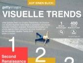 Getty Images Visuelle Trends 2018 - Auf einen Blick