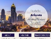 Guide for Atlanta Meeting Planners