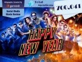 Happy New Year : Social Media Analysis
