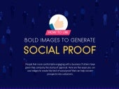 How To Use Bold Images To Generate Social Proof