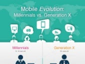 IDG Mobile Evolution: Millennials vs. Generation X
