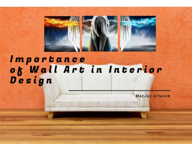 Importance Of Wall Art In Interior Design
