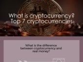 What is cryptocurrency? Top 7 cryptocurrencies