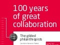 100 years of great collaboration