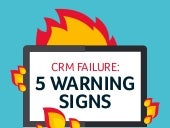 CRM failure 5 warning signs