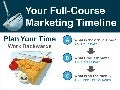 Infographic does your marketing timeline deliver