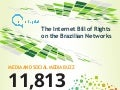 [Infographic] Internet Bill of Rights is Enacted in Brazil with Support of 69% of the Internet Users