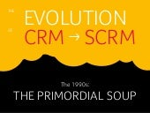 The Evolution of CRM to sCRM