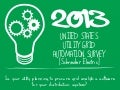 [Infographic] 2013 U.S. Utility Grid Automation Survey (Part 1)