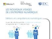 Les nouveaux visages de l'entreprise numérique : étude IDC pour Microsoft