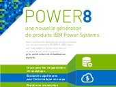 Infographie POWER8 fr