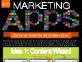 Marketing Apps [Infographic]