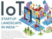 IoT Startup Landscape in India - Part II
