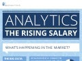 IQ Analytics - The Rising Salary - Infographic
