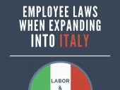 Employee Laws When Expanding Into Italy