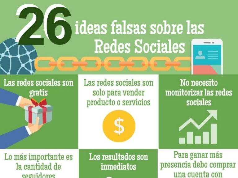 Jesús Esparza presenta ideas falsas sobre redes sociales