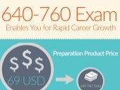 Latest 640-760 exam questions & practice test [Infographic]