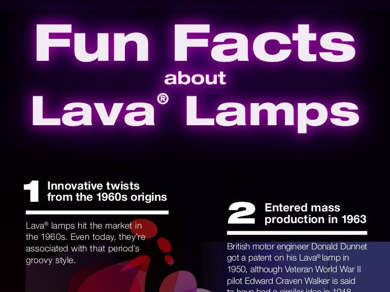 What's Inside A Lava Lamp Unique Lava Lamp Facts