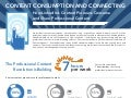 LinkedIn's Professional Content Consumption Report UK - INFOGRAPHIC