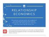 Relationship Economics: How Social Media Improves Relationships and the Bottom Line #ROI