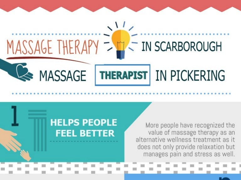 Massage Therapy Clinic in Pickering Ontario