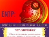 Discover your personality profile with MBTI: ENTP