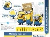 Minions - Social Media Review