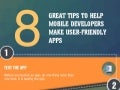 The top tips helping app developers make user-friendly apps
