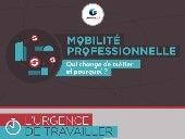 Quelle mobilité professionnelle en France (2013) ?