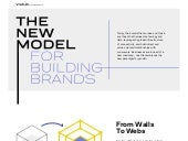 The New Model For Building Brands