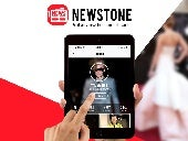 One of AppInventiv's Projects - NEWSTONE