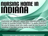 Nursing Home in Indiana