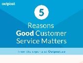 5 Reasons Good Customer Service Matters [Infographic]
