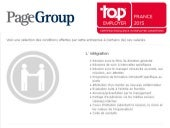 PageGroup Top Employer 2015