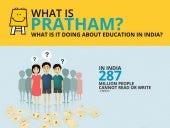 Pratham in education industry