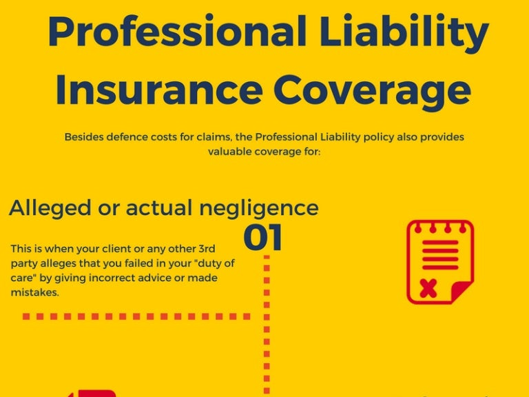 Professional Liability Insurance Coverage