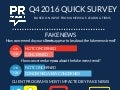 PR Council Q4 2016 Quick Survey