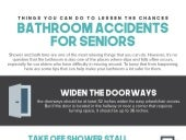Things You Can Do To Lessen The Chances Of Bathroom Accidents For Seniors