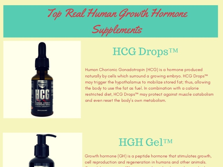 Top Real Human Growth Hormone Supplements - Strike First Nutrition