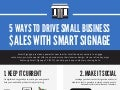 5 Ways to Drive Small Business Sales with Smart Signage