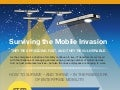 Surviving the mobile invasion - They're spreading fast and they're vulnerable