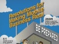 Resolutions for Making Mobile Business Real - SAP Infographic