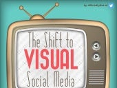 The Shift to Visual Social Media [Infographic]
