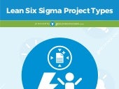 Lean Six Sigma: Project Types