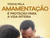 SMAM 2021 - folder de #Aleitamento / Ministério da Saúde