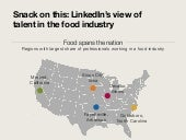 Snack on This: Fascinating Facts about Talent in the Food Industry