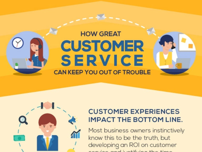 Snap  How Great Customer Service Can Keep You Out Of Trouble