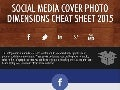 Social Media Sizes and Dimensions Cheatsheet